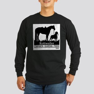 COMPANION GUARDIAN FRIEND Long Sleeve T-Shirt